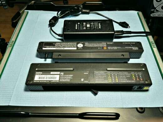 Imagen producto Termocopiadora Brother Pocketjet PJ 663 4