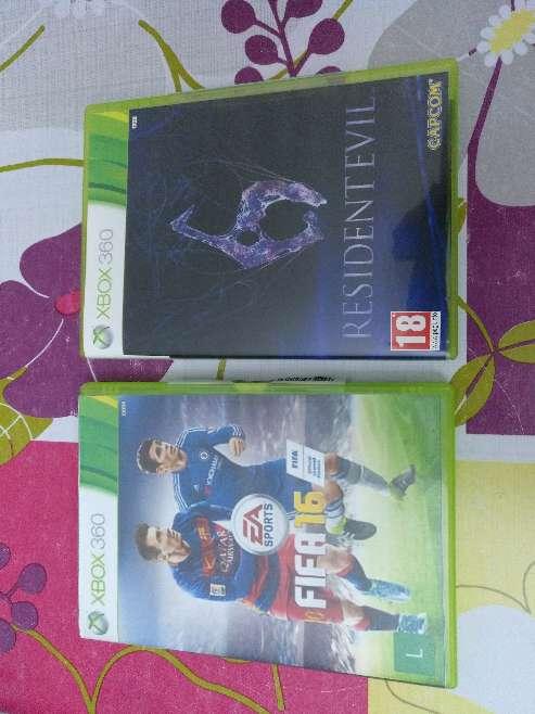Imagen producto Xbox 360 + Mando + 2 Juegos 2