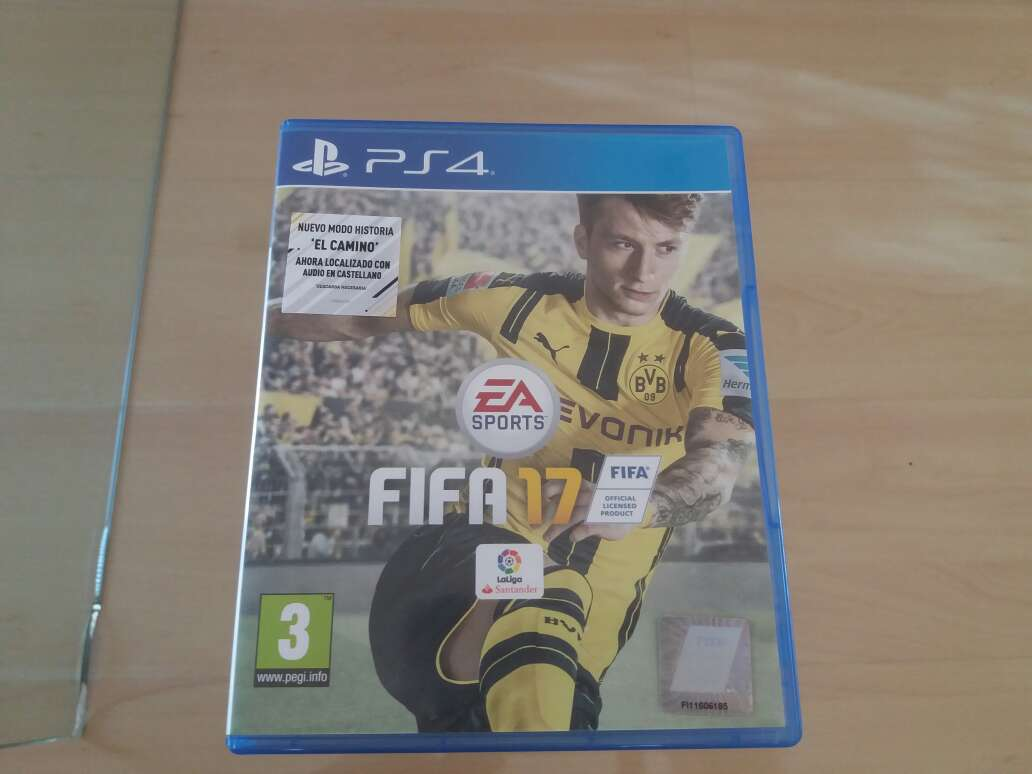 Imagen Fifa 17 para PS4