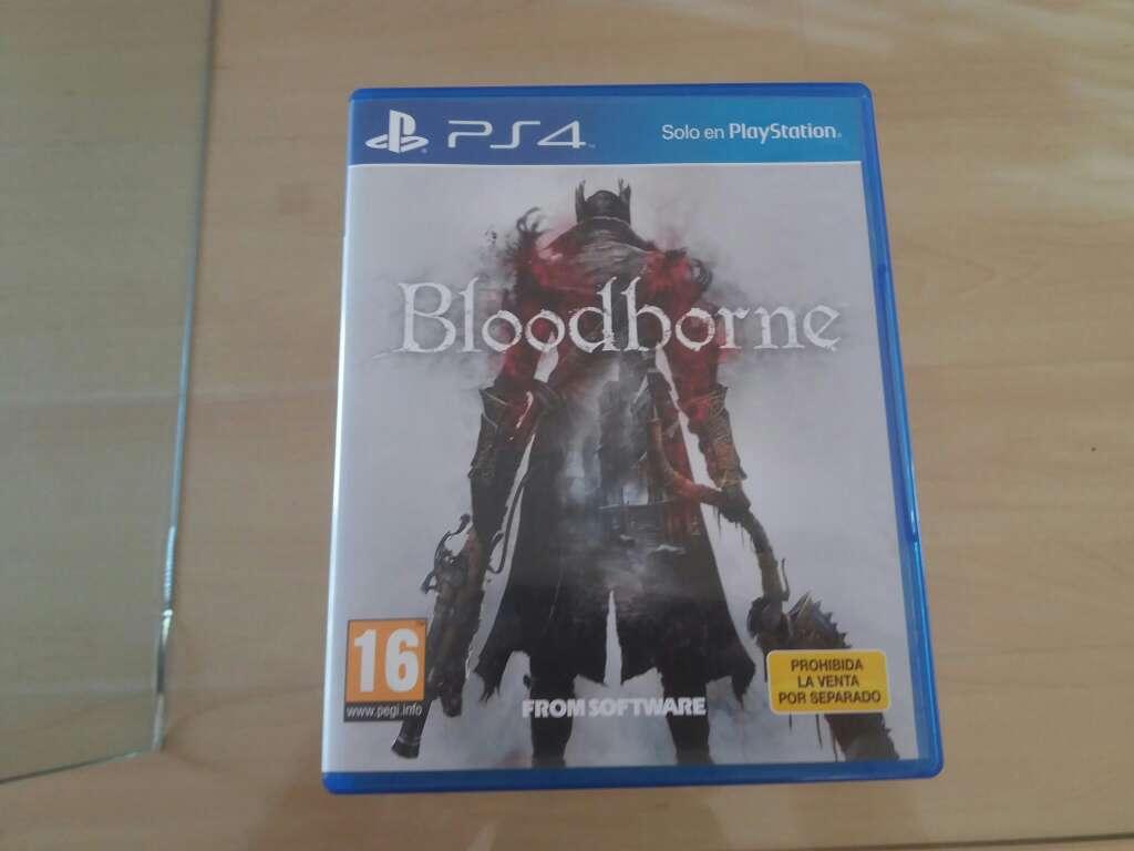 Imagen Bloodborne para PS4