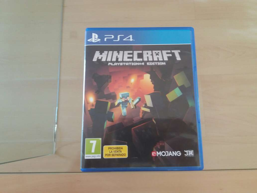 Imagen Minecraft para PS4