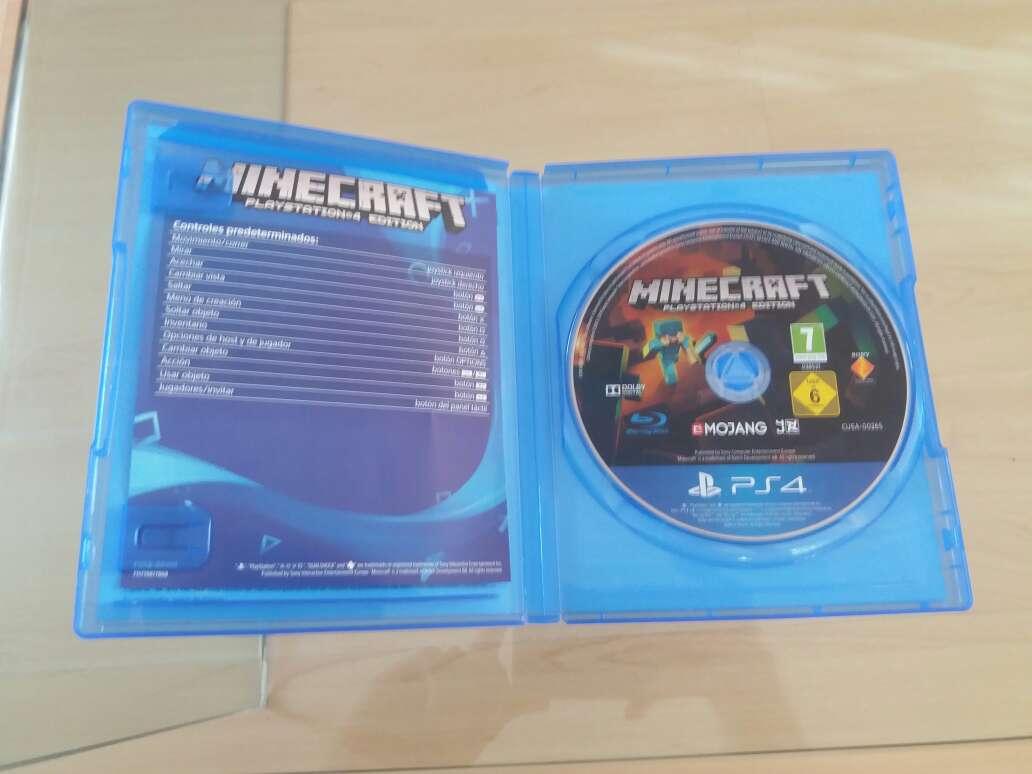 Imagen producto Minecraft para PS4 2