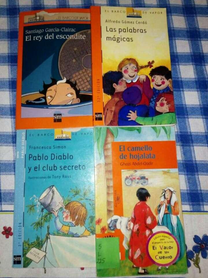Imagen libros para niños