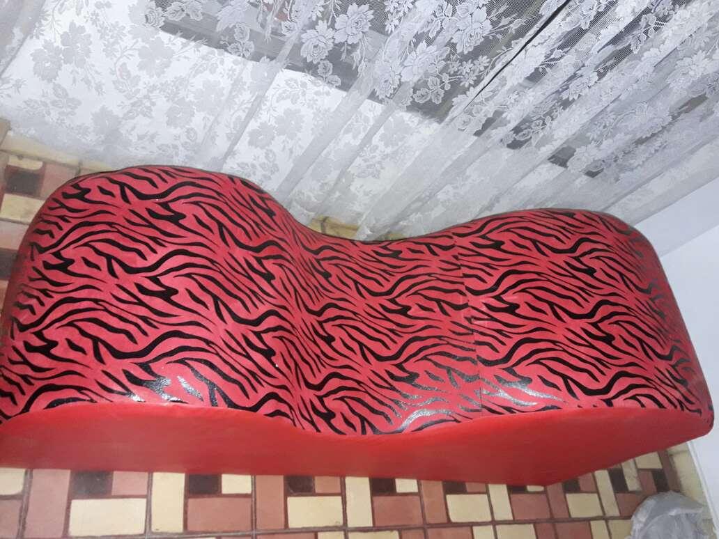 Imagen  En venta sofa estilo  kamasutra de fabrica totalmente nuevo directo a estrenar