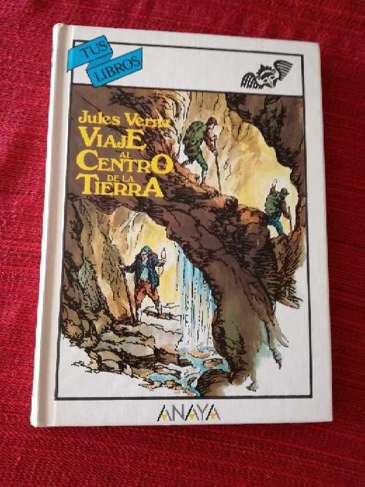 Imagen Viaje al centro de la tierra, Julio Verne