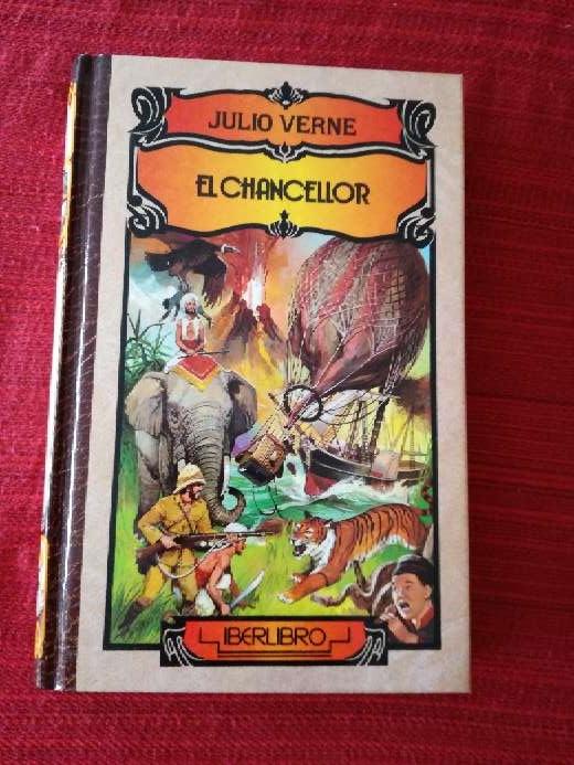 Imagen El Chancellor, Julio Verne
