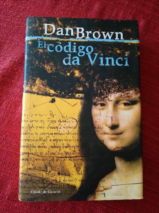 Imagen El código da Vinci, Dan Brown