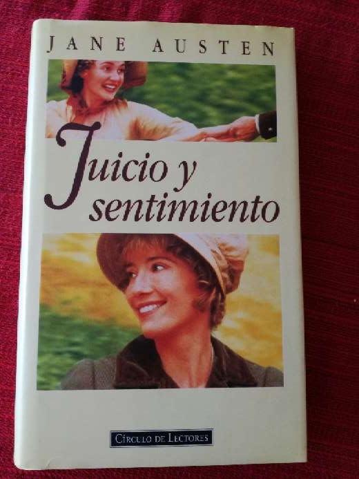 Imagen Juicio y sentimiento, Jane Austen