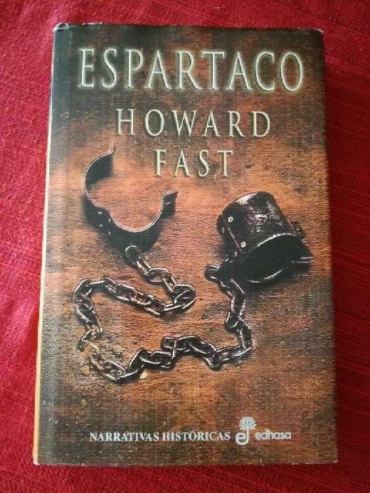 Imagen Espartaco, Howard Fast