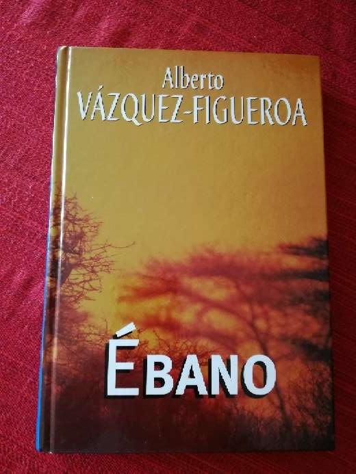 Imagen Ébano, Alberto Vázquez Figueroa