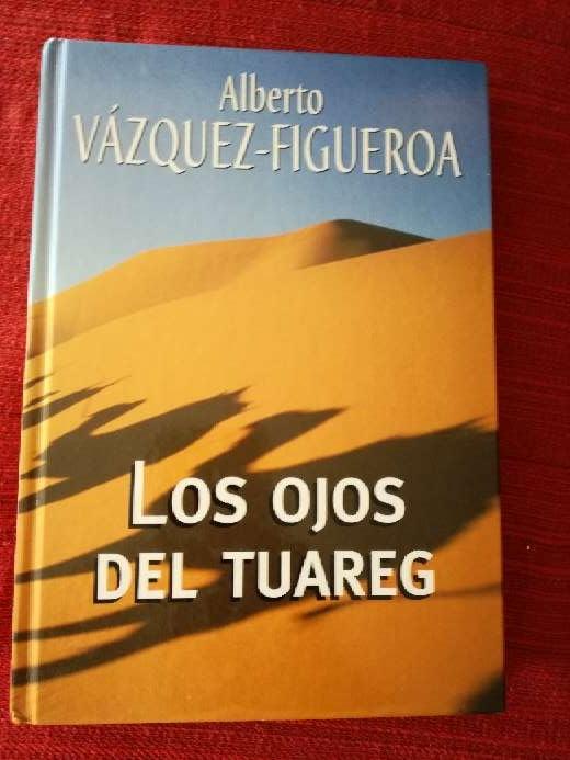 Imagen Los ojos del tuareg, Alberto Vázquez Figueroa