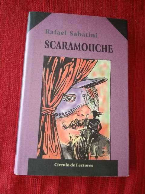Imagen Scaramouche, Rafael Sabatini