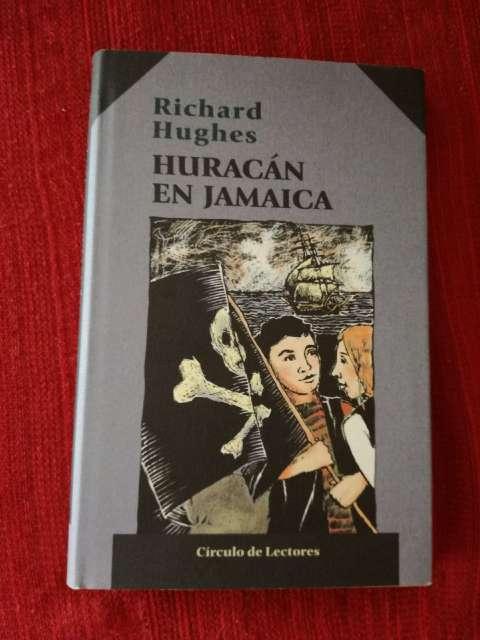 Imagen Huracán en Jamaica, Richard Hughes
