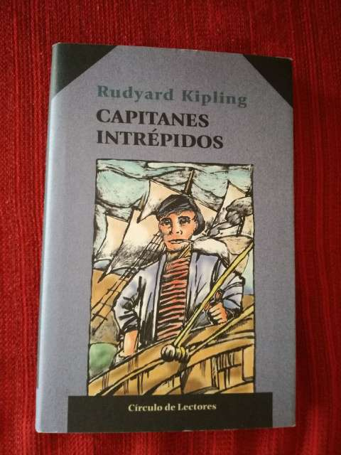 Imagen Capitanes intrépidos, Rudyard Kipling