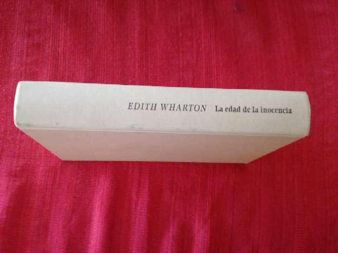 Imagen La edad de la inocencia, Edith Wharton