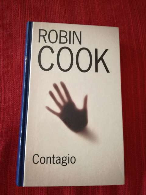Imagen Contagio, Robin Cook