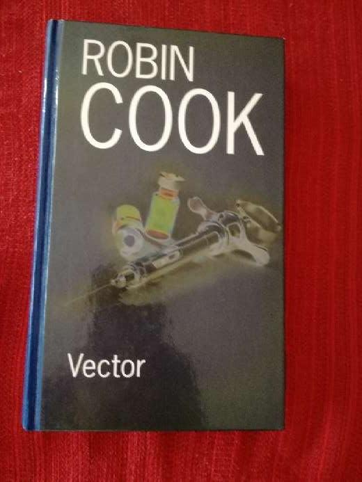 Imagen Vector, Robin Cook