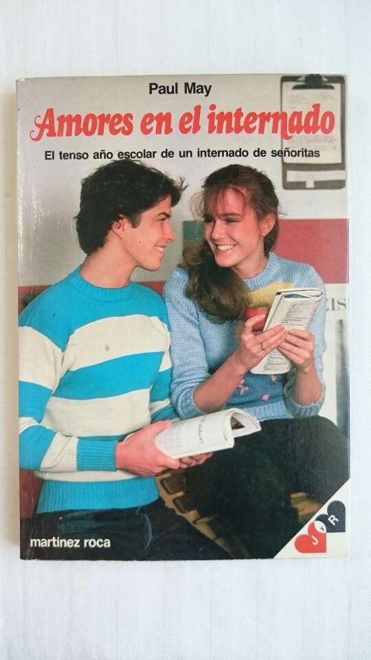 Imagen Libro Amores En El Internado
