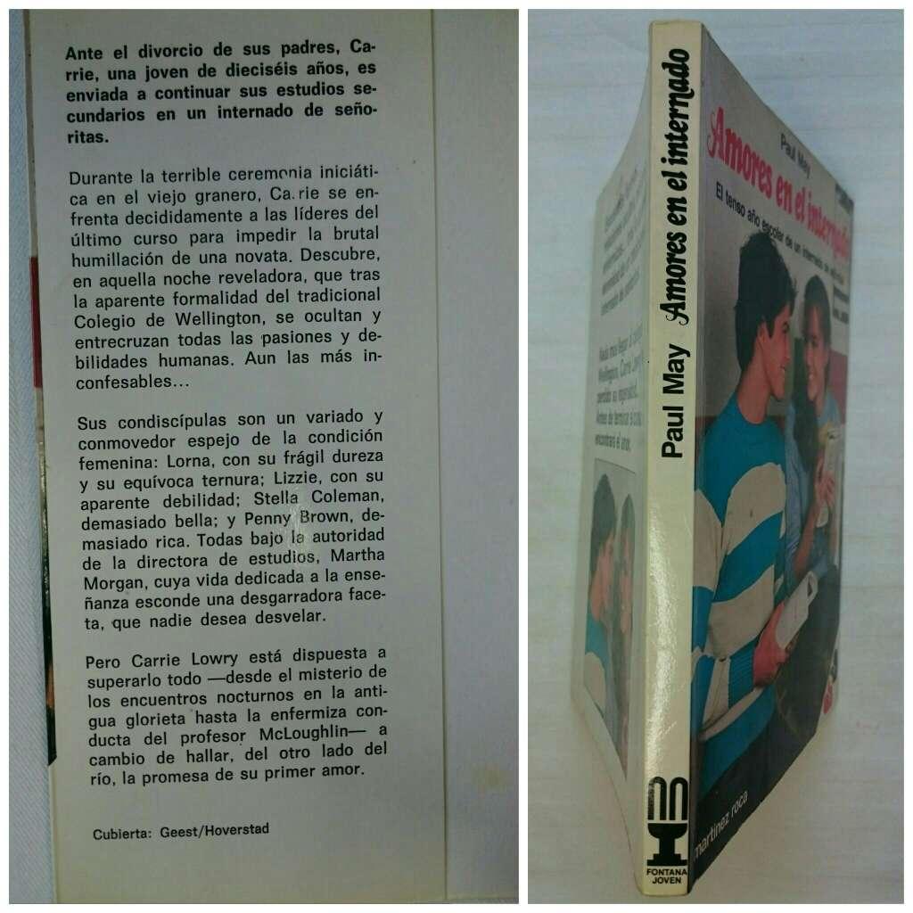 Imagen producto Libro Amores En El Internado  2