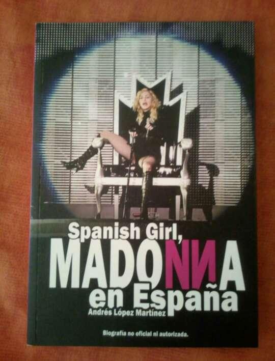 Imagen libro spanish girl!!