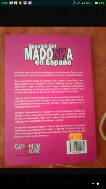 Imagen producto Libro spanish girl!! 2