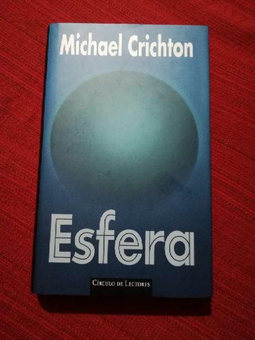 Imagen Esfera, Michael Crichton