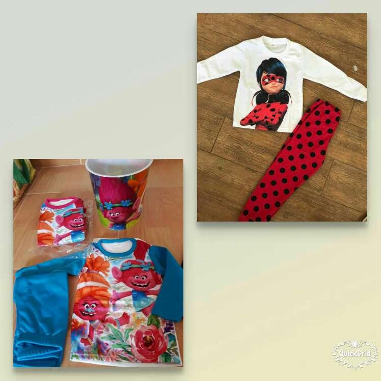 Imagen producto Pijamas t.2 a 14 años 2