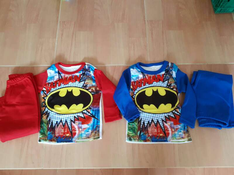 Imagen pijamas t.2 a 14 años