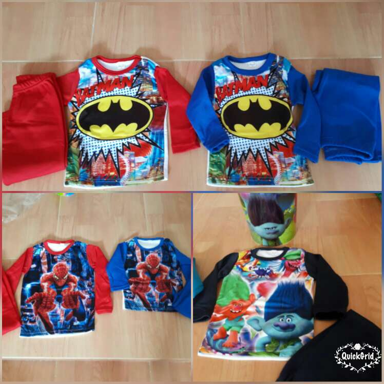 Imagen producto Pijamas t.2 a 14 años 4
