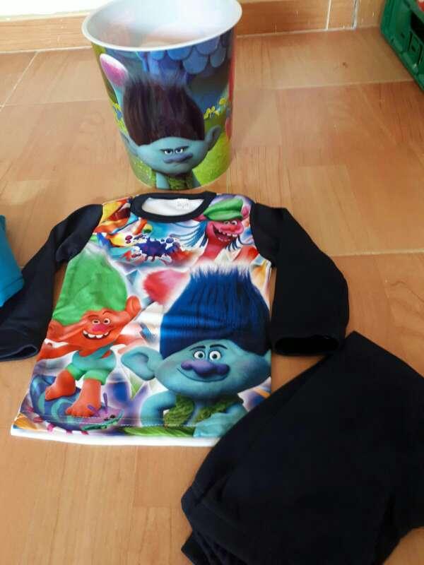 Imagen producto Pijamas t.2 a 14 años 3
