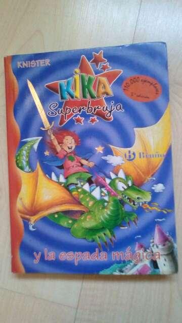 Imagen producto Colección de libros Kika superbruja 4
