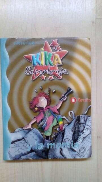 Imagen producto Colección de libros Kika superbruja 2