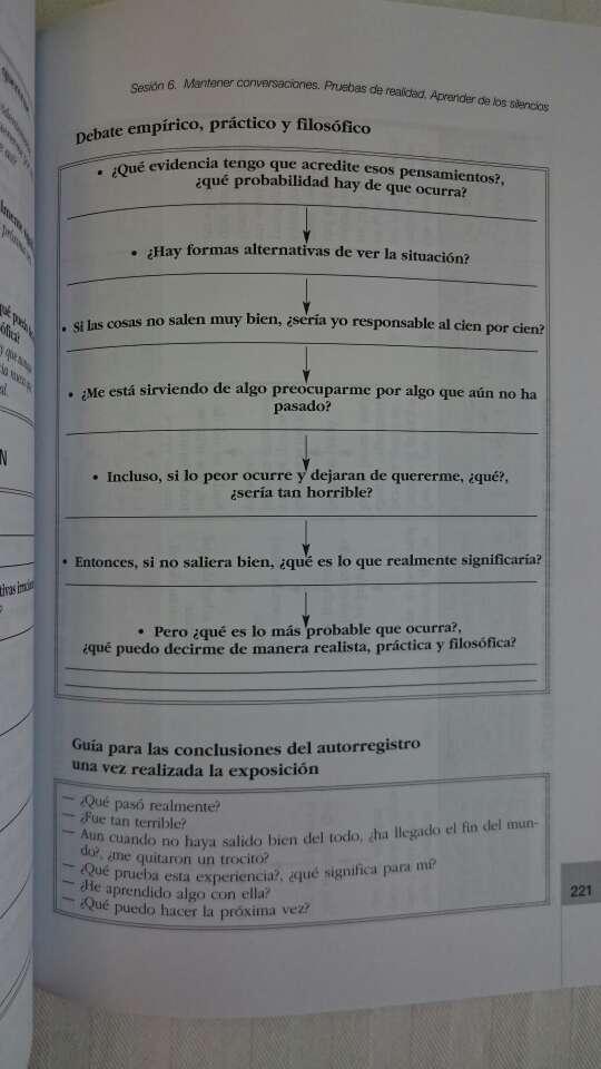 Imagen producto Libro Psicología: Ansiedad Social 6