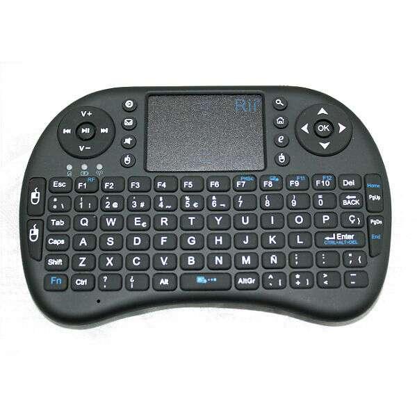 Imagen Mini teclado inalámbrico