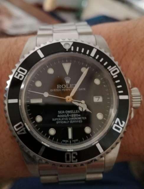 Imagen Rolex submariner seadweller