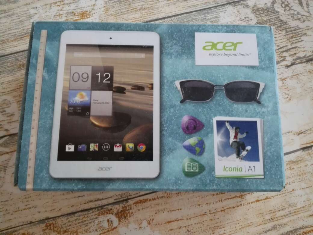 Imagen Tablet Acer Iconia