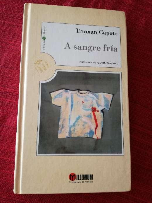Imagen A sangre fría, Truman Capote