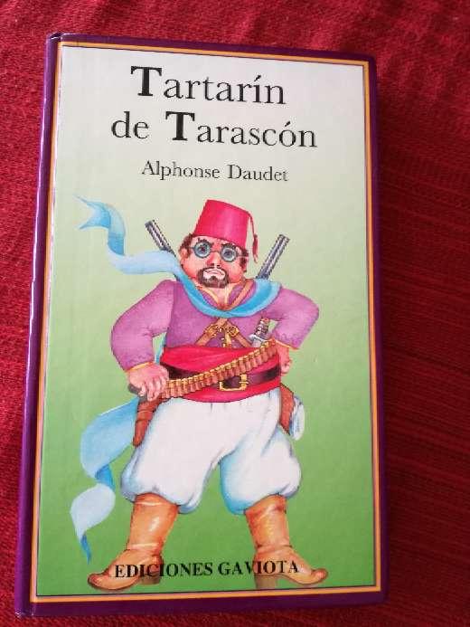 Imagen Tartarin de Tarascon, Alphonse Daudet