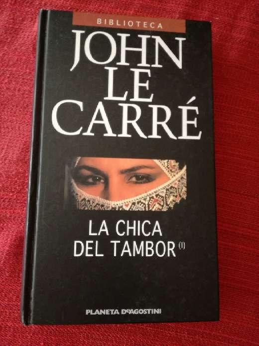 Imagen La chica del tambor, John Le Carre