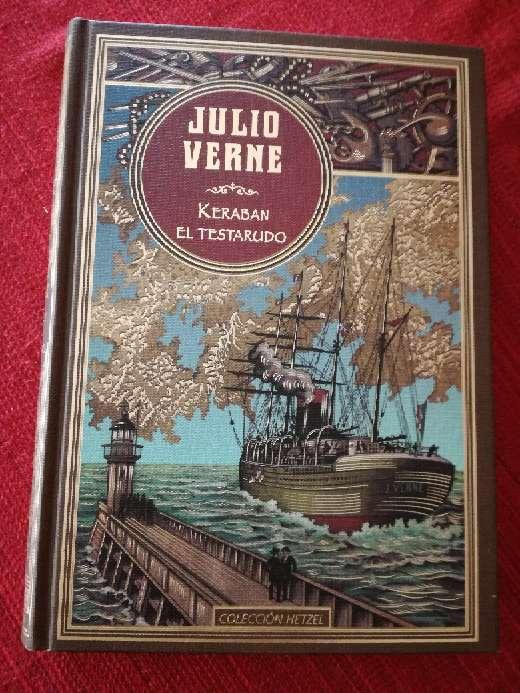 Imagen Keraban el testarudo, Julio Verne