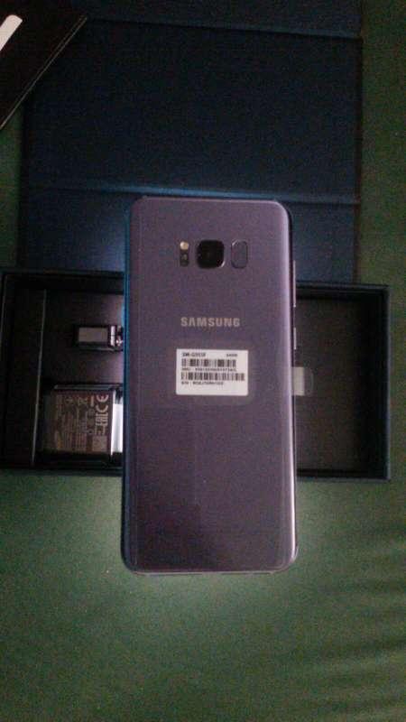 Imagen Samsung galaxy  s8 plus 64g