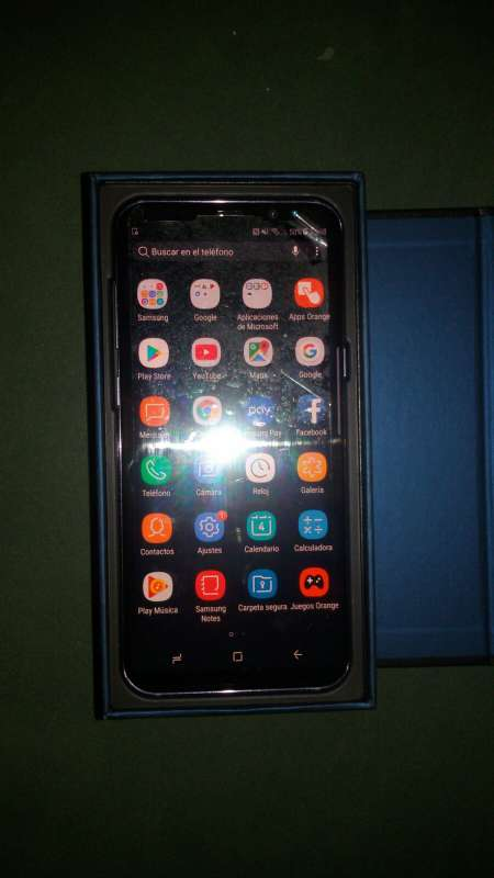 Imagen producto Samsung galaxy  s8 plus 64g 4