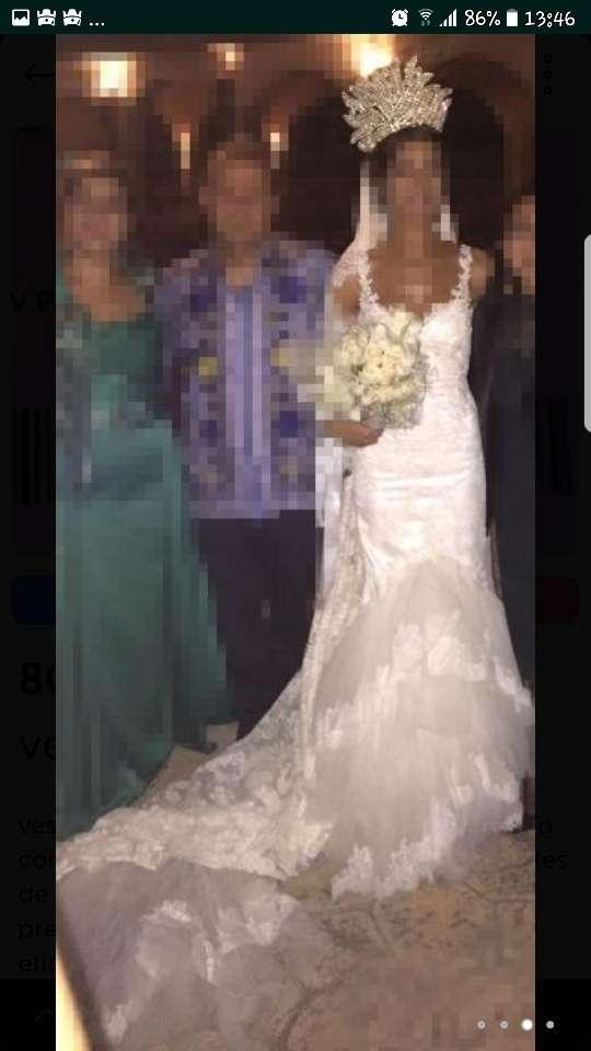 Imagen producto Vestido de novia de pronovias 1