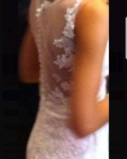 Imagen producto Vestido de novia de pronovias 2