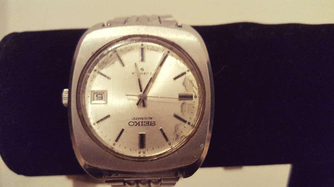 Imagen reloj de caballero
