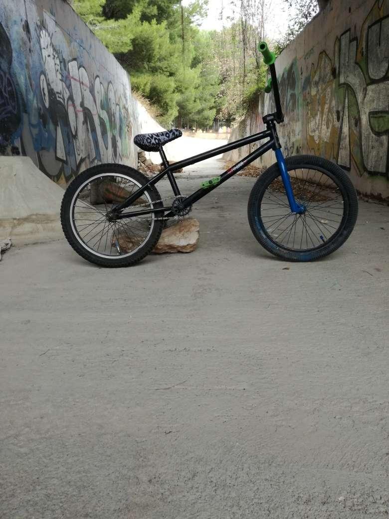 Imagen BMX Stolen