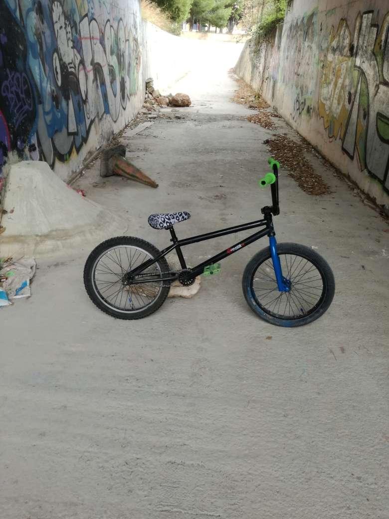 Imagen producto BMX Stolen  2