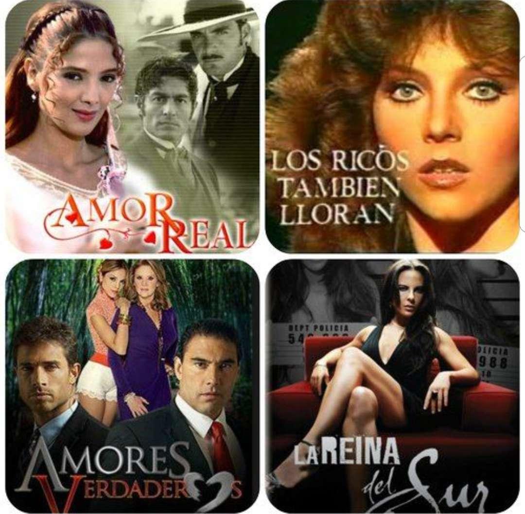 Imagen telenovelas