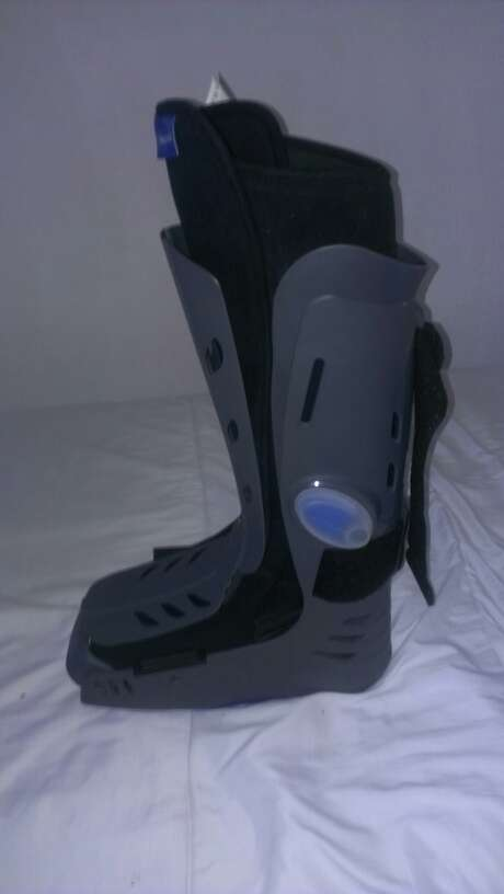 Imagen bota ortopedica