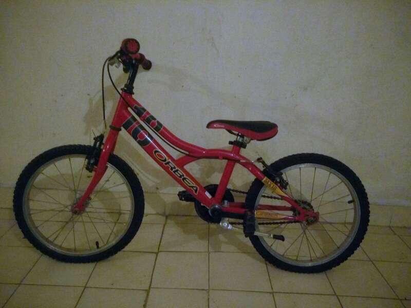Imagen bicicleta de niño orbea
